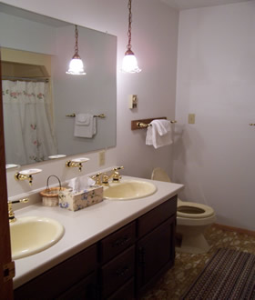Indianhead Valley Master Bathroom