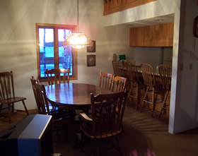 Indianhead Valley Dining Room